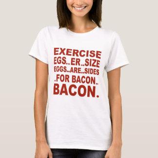 Exercice T-shirt