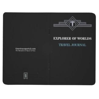 Explorateur des mondes - journal de voyage