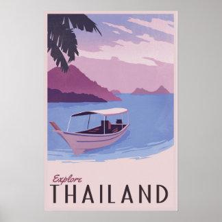 Explorez la Thaïlande