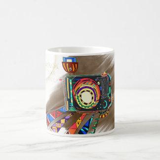 Explorez votre tasse de hippie de manière