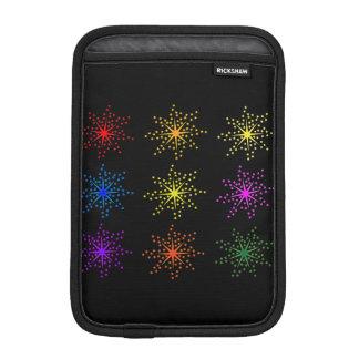 Explosions comiques colorées housse pour iPad mini