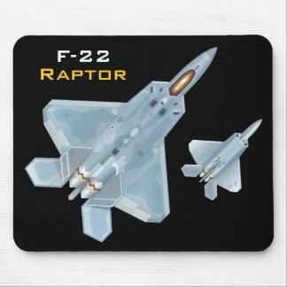 F-22 Raptor Mousepad Tapis De Souris