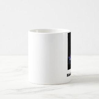 Fabrication de la magie mug
