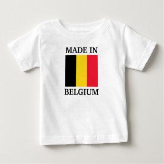Fabriqué en Belgique T-shirt Pour Bébé
