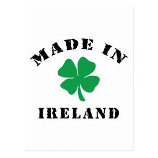 Fabriqué en Irlande Carte Postale