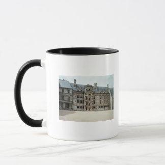 Façade du sud-est de l'aile de Francois I Mug