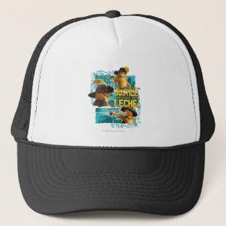 Faim pour la justice casquette