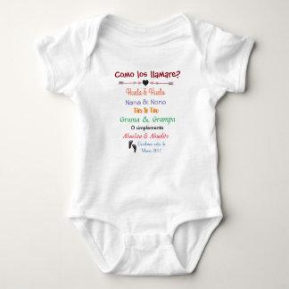 Faire-part d'Embarazo/grossesse Body