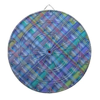 Faisceaux lumineux : Spectre coloré bleu de Hue Jeux De Fléchettes