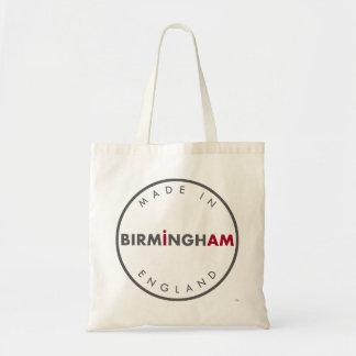 Fait dans le sac fourre-tout de Birmingham