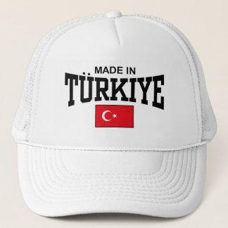 Fait dans Turkiye Casquette