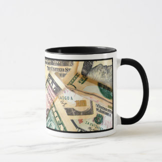FAIT DE L'ARGENT !  Tasse (du dollar   )