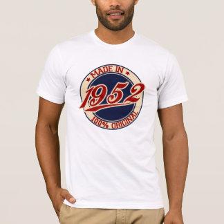 Fait en 1952 t-shirt
