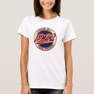 Fait en 1962 t-shirt