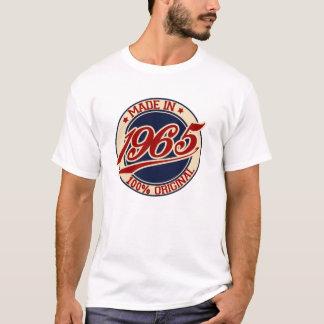 Fait en 1965 t-shirt