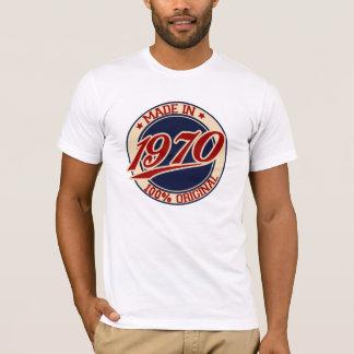 Fait en 1970 t-shirt