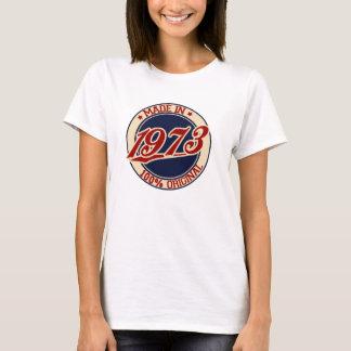 Fait en 1973 t-shirt