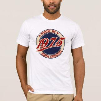 Fait en 1975 t-shirt