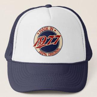 Fait en 1977 casquette