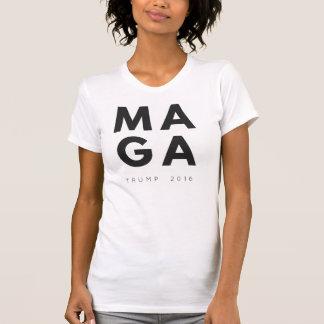 Faites à l'Amérique le T-shirt des grandes encore