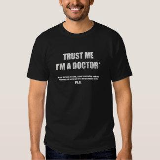 Faites confiance que je je suis un T-shirt foncé