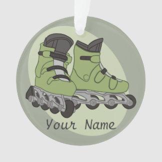 Faites du roller le nom personnalisé par patins