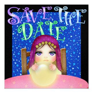 Faites gagner la date - SRF Carton D'invitation 13,33 Cm