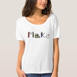 Faites le T-shirt pour des fabricants, artisans,