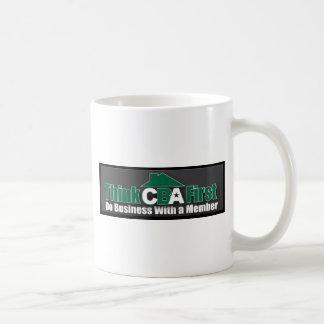 Faites les affaires avec un membre mug