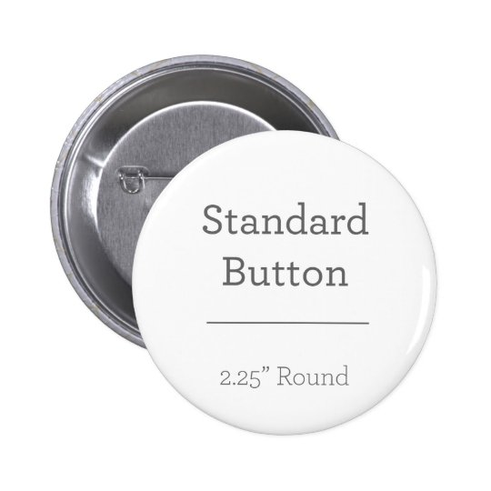 Standard, 5,7 cm Bouton rond