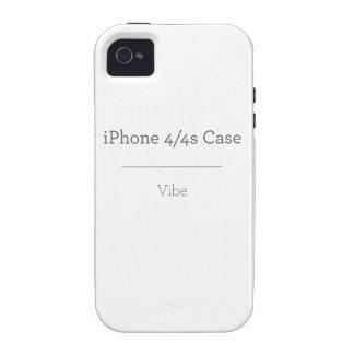 Faites votre propre cas de l'iPhone 4/4S Coques Case-Mate iPhone 4
