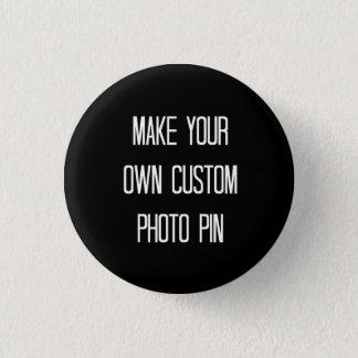 Faites votre propre goupiller fait sur commande de badge rond 2,50 cm