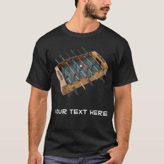 Faites votre propre T-shirt de Foosball !