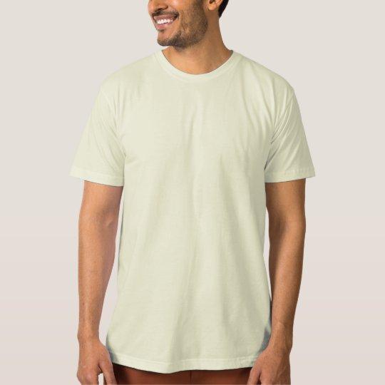 T-shirt biologique pour homme Super Soft, Nature