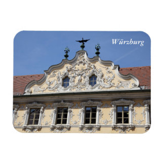 Falkenhaus Würzburg Magnet Flexible