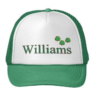 Famille de Williams Casquettes