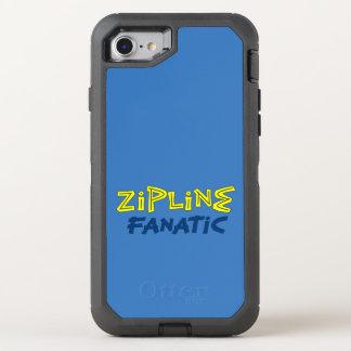 Fanatique de Zipline Coque Otterbox Defender Pour iPhone 7