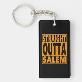 Fanatique droit d'Outta Salem Halloween Porte-clés