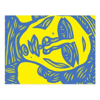 Fantasierijke Extatische Propere Fantasierijk Briefkaart