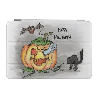 Fantôme, batte et chat, Halloween heureux ! Protection iPad Mini