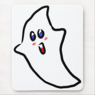 fantôme mignon de Halloween Tapis De Souris