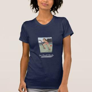 Faucon de mer de colporteur : T-shirt de poissons