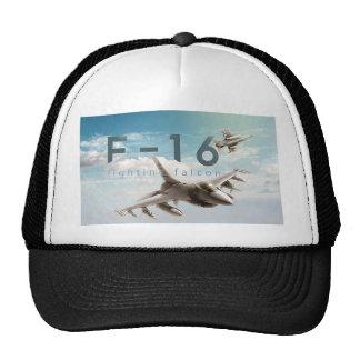 Faucon F-16 de combat Casquette Trucker