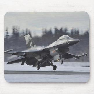 Faucon F-16 de combat Tapis De Souris