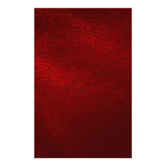 (Faux) simili cuir rouge foncé Papeterie