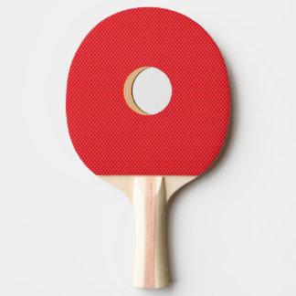Faux trou drôle et faux pépins raquette tennis de table