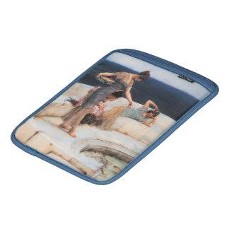 Favoris argentés par Lawrence Alma-Tadema Poches Pour iPad