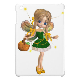 Fée mignonne de Toon Pâques - 1 Étuis iPad Mini