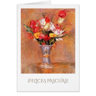 Felices Pascuas. Cartes de Pâques de beaux-arts