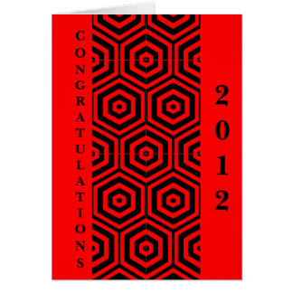 Félicitations 2012 carte de vœux